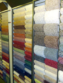 Eastcliff Carpets Showroom